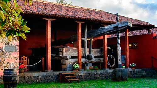 Casa de la miel y el vino