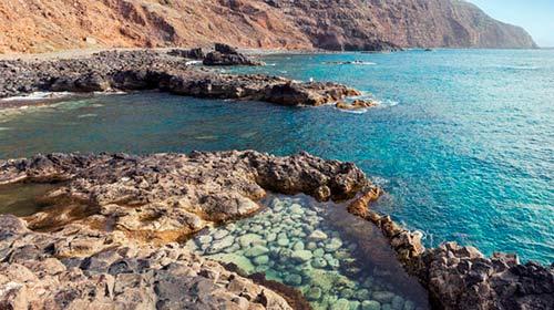 Charcos Mesa del Mar